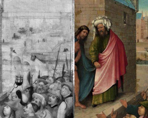 ИССЛЕДОВАНИЯ ТВОРЧЕСТВА БОСХА (превью)