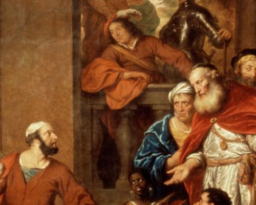 РАБОТЫ ФЕРДИНАНДА БОЛЯ И ГОВЕРТА ФЛИНКА В МУЗЕЯХ АМСТЕРДАМА (превью)