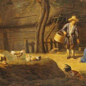 АДРИАН ВАН ДЕ ВЕЛЬДЕ: 5 ПОЛОТЕН ХУДОЖНИКА НА РЕЛИГИОЗНУЮ ТЕМАТИКУ (фото 6)