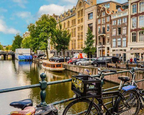 Гид Наталия Битепаж: Экскурсии по Амстердаму для туристов из Украины