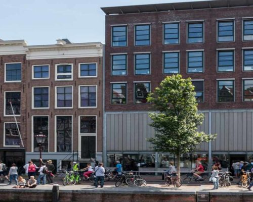 Экскурсии по Амстердаму с гидом Наталией Битепаж: Дом-музей Анны Франк