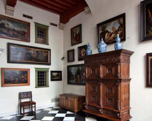 Экскурсии по Амстердаму с гидом Наталией Битепаж: Дом-музей Рембрандта
