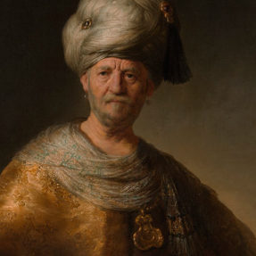 ЧЕЛОВЕК В ВОСТОЧНОМ КОСТЮМЕ» ИЛИ «БЛАГОРОДНЫЙ СЛАВЯНИН». 1632