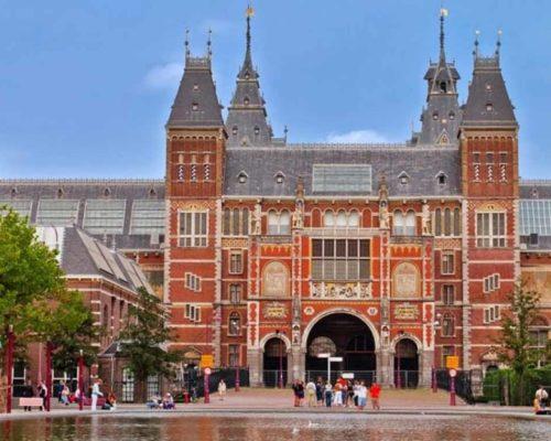 Экскурсии по Амстердаму с гидом Наталией Битепаж: Рейксмузеум
