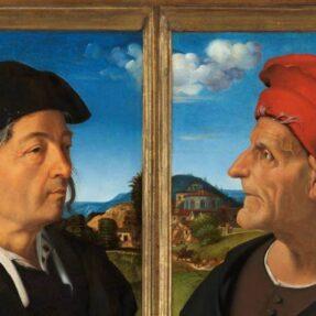 ПЬЕРО ДИ КОЗИМО. ПОРТРЕТЫ ДЖУЛИАНО И ФРАНЧЕСКО ДЖАМБЕРТИ ДА САНГАЛЛО (1482 — 1485 гг)